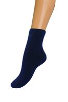 Носки женские, махровые без резинки Z-1480